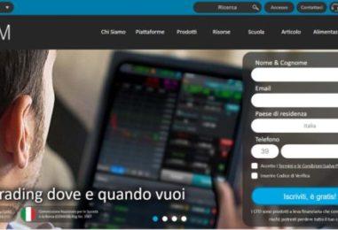 FXGM Italia: Opinioni e recensione. Truffa pericolosa?