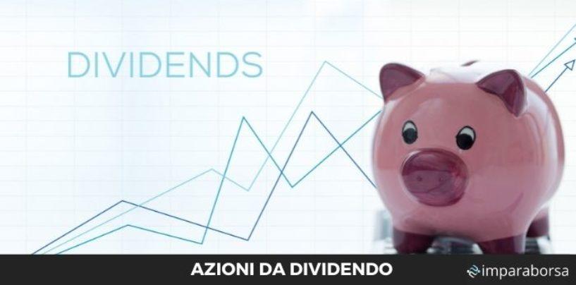 Azioni da dividendo: quali sono le migliori cui investire oggi? [2021]